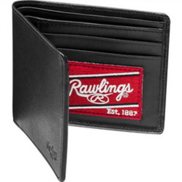 Rawlings Other - Rawlings Heart of the Hide Bi-Fold Leather Wallet